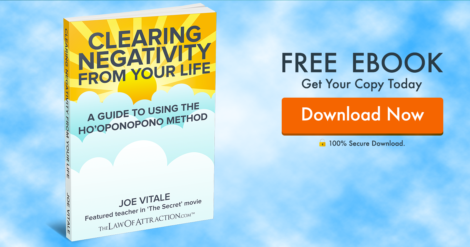 Free eBook Download] Clearing Negativity From Your Life
